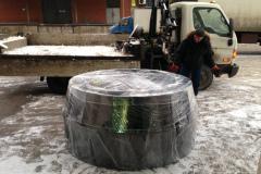 Резервуар для ливневого стока Каменка