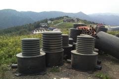 Система канализации и водоснабжения