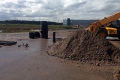 Система канализационных колодцев