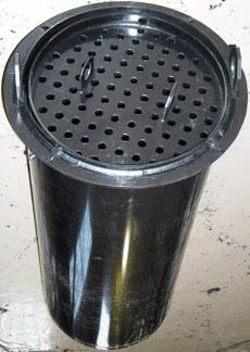 Комбинированный фильтрующий патрон