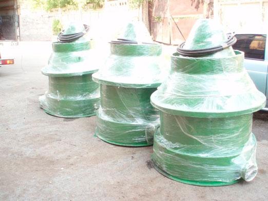 канализационные очистные сооружения