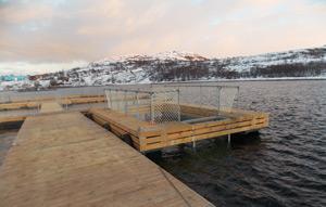 садки рыбоводные